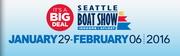 Seattle Boat Show, 2016, Bow2Stern Seattle